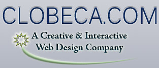 Clobeca Web Design & Web Development Company, Palm Harbor, FL